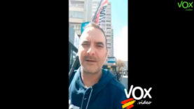agresion a vox